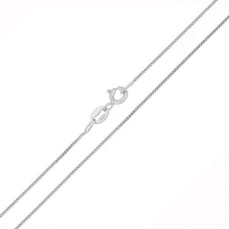 Cadena de plata 50 cm. CAP06-50